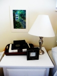 Curtis' nightstand (after)