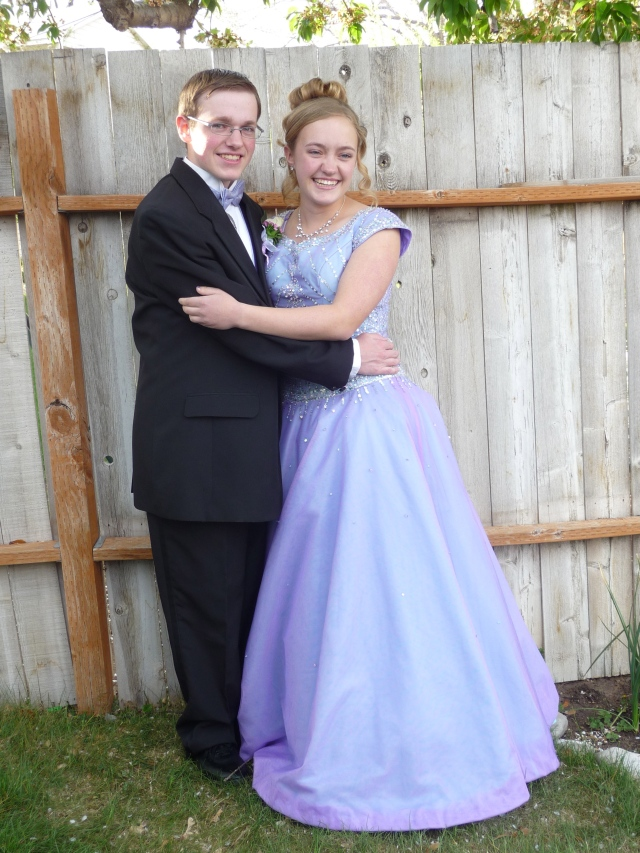 Grant's 1st Prom