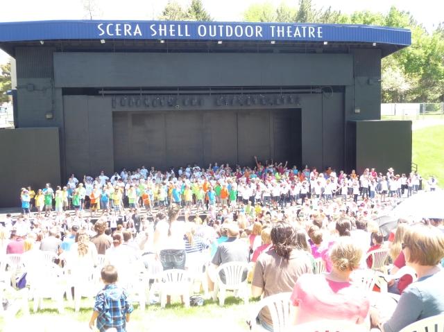 Noah & Seth's dance festival