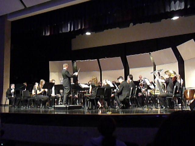 Grant's concert